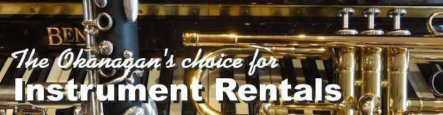 Band Instrument, Guitars, Bass, Keyboard, Sound System, PA, Rentals, Kelowna, Vernon, Penticton