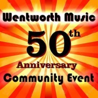 Wentworth Music 50th Event