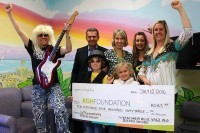 Wentworth-Music-20th-Anniversary-Concert-Cheque-presentation-2016